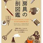 『文房具の解剖図鑑』(ヨシムラマリ、トヨオカ アキヒコ)